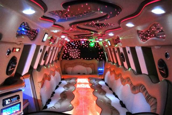14 Person Escalade Limo Services Santa Ana