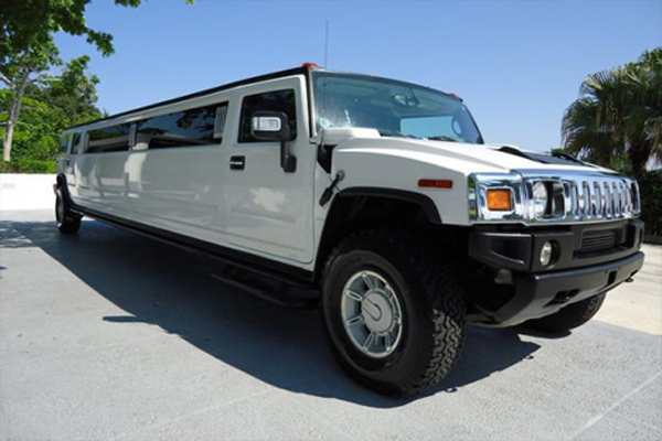 14 Person Hummer Santa Ana Limo Rental
