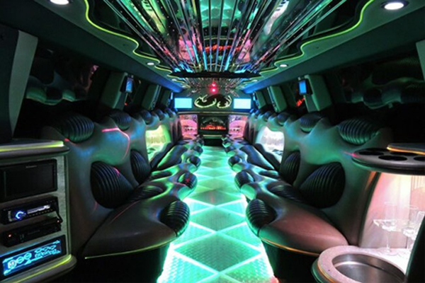 14 Person Hummer Limo Rental Santa Ana