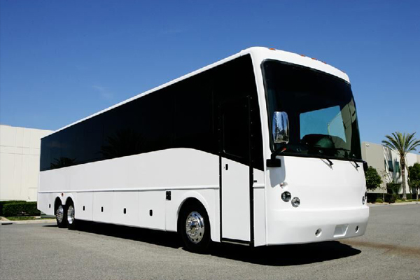 50 Person Charter Bus Service Santa Ana