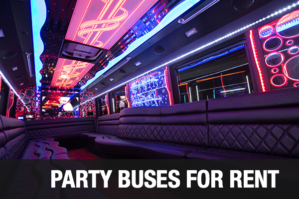 Party Bus Santa Ana